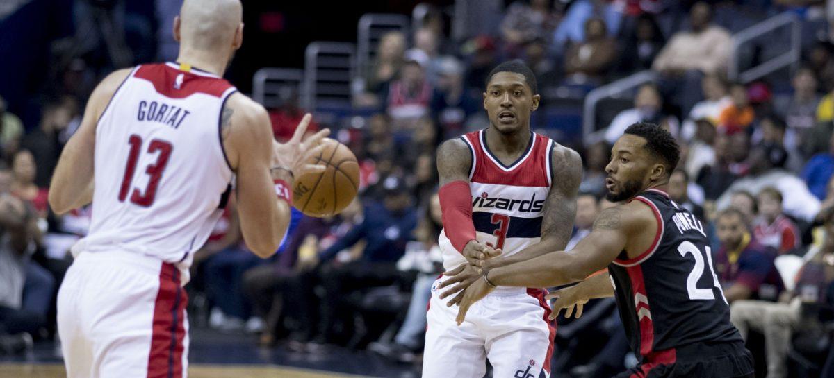 Wyniki NBA: Wizards nie dogonili Pacers. 10 punktów Gortata