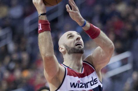 Wyniki NBA: Bogdanović katem Magic, 7 punktów Gortata