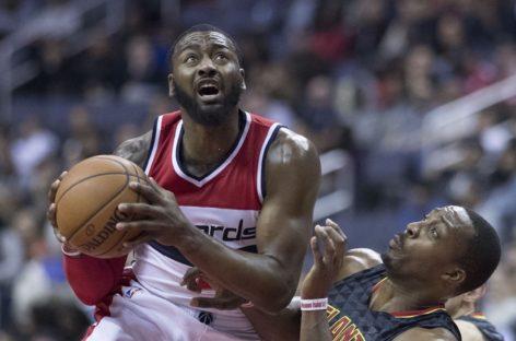 Wyniki NBA: Sixers bez Embiida za słabi na Wizards