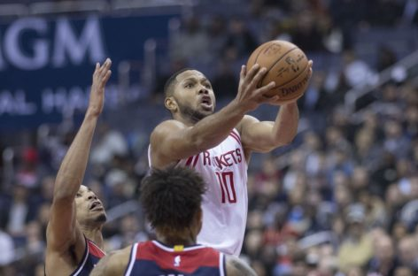 NBA: Eric Gordon ustanawia nowy rekord