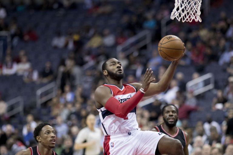 Wyniki NBA: 52 punkty Johna Walla i… 13 porażka Wizards