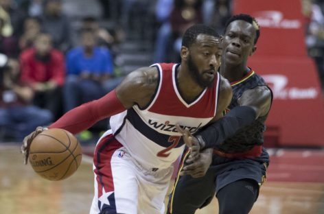 NBA: Trzęsienie w stolicy? Nic z tych rzeczy