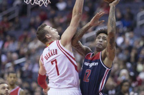 Wyniki NBA: 19 punktów Oubre, pościg w końcówce ratuje Wizards