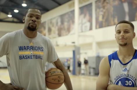 NBA: Curry i Durant to potencjał na dynastię