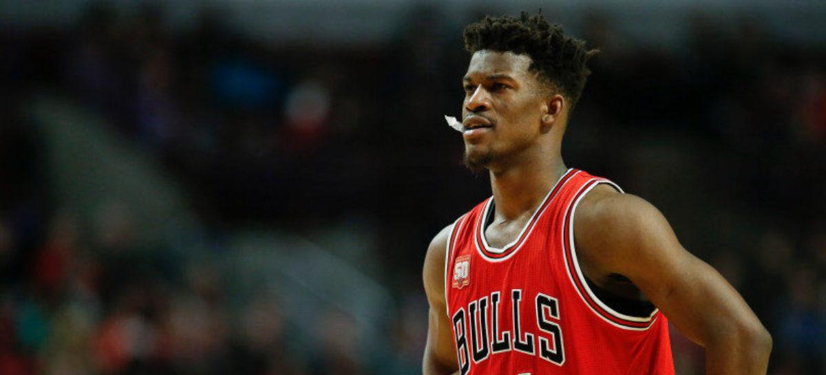 Wyniki NBA: Warriors za mocni dla duetu Blazers, Butler prowadzi Bulls