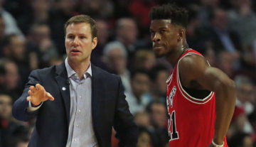 "NBA: ""Fire Hoiberg"", w Chicago mają dość"