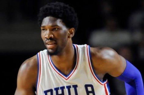 NBA: Embiid obiecuje szybki powrót i nie traci poczucia humoru