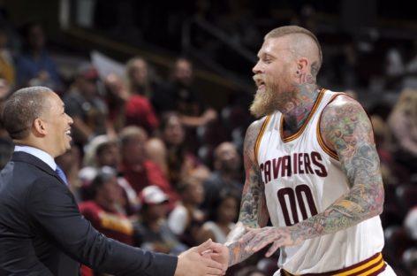 NBA: Cavaliers oddali weterana