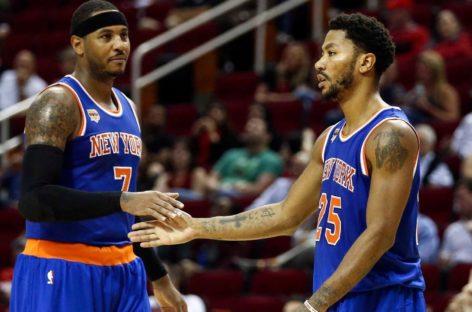 Wyniki NBA: Knicks zagrali w obronie! Game-winner Caldwella-Pope'a