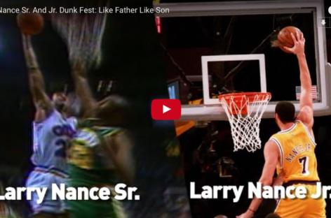 Video: Jaki ojciec, taki syn!