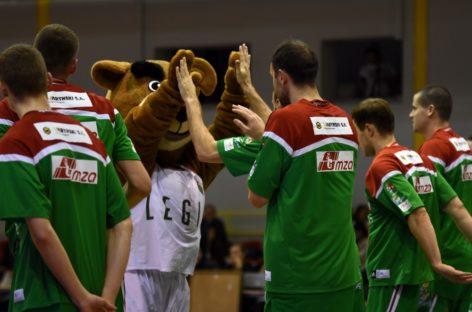 1LM: Legia zdeklasowała AZS AGH Kraków