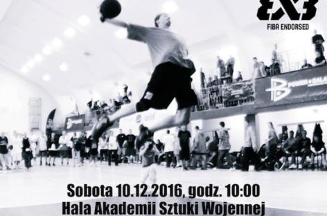 Turniej 3×3 w Warszawie już w sobotę!