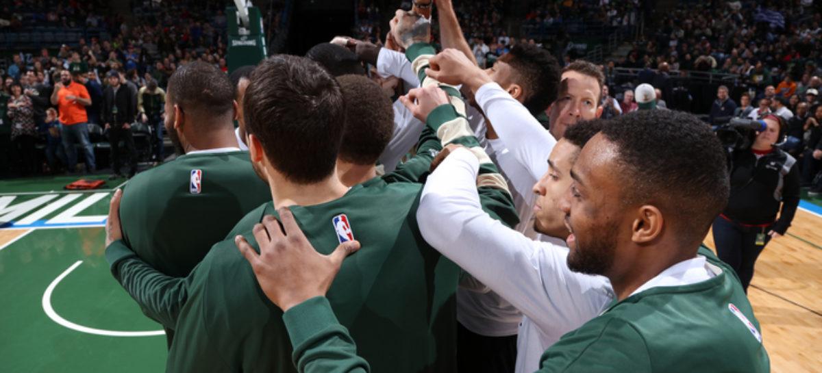 NBA: Bucks pokazali nowe stroje