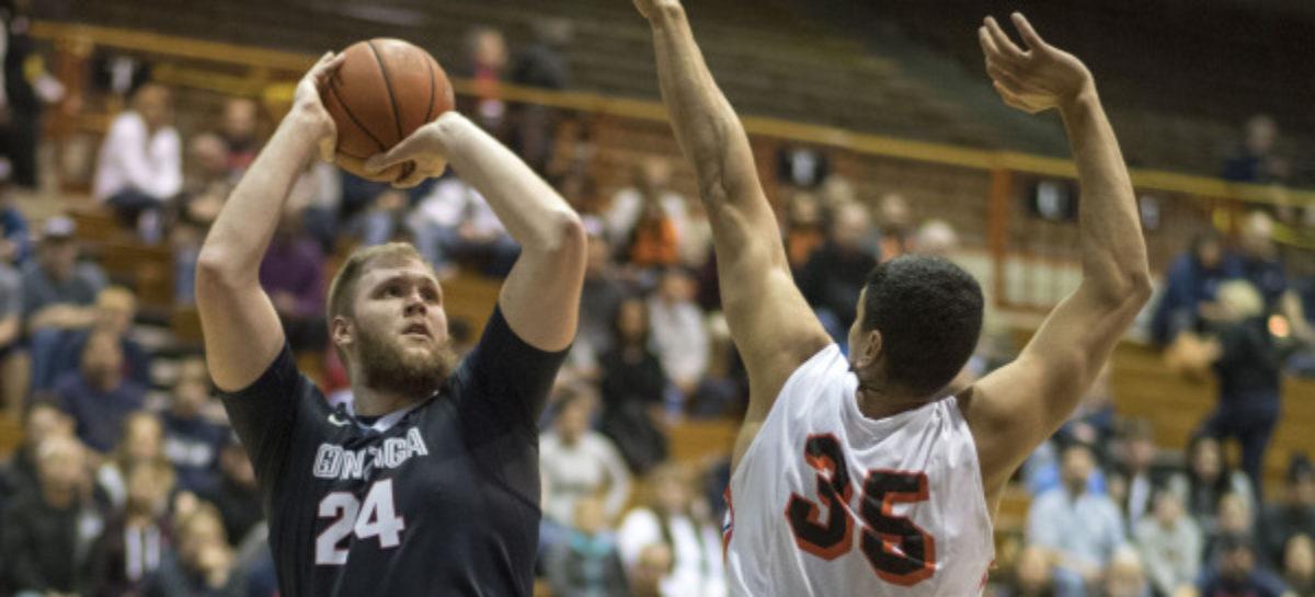 NCAA: Wysokie zwycięstwo Gonzagi. Karnowski niczym Gasol