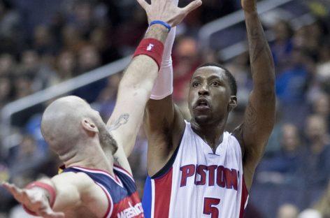 NBA: Caldwell-Pope sprawdzi Lakers dla LeBrona?