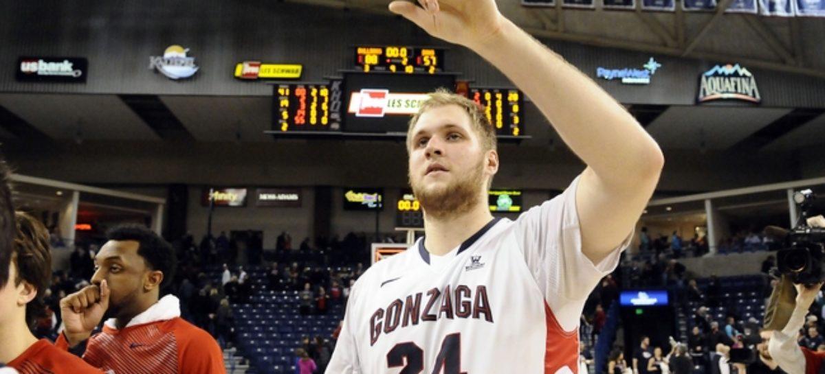 NCAA: Gonzaga znów wygrała – 10 punktów Karnowskiego