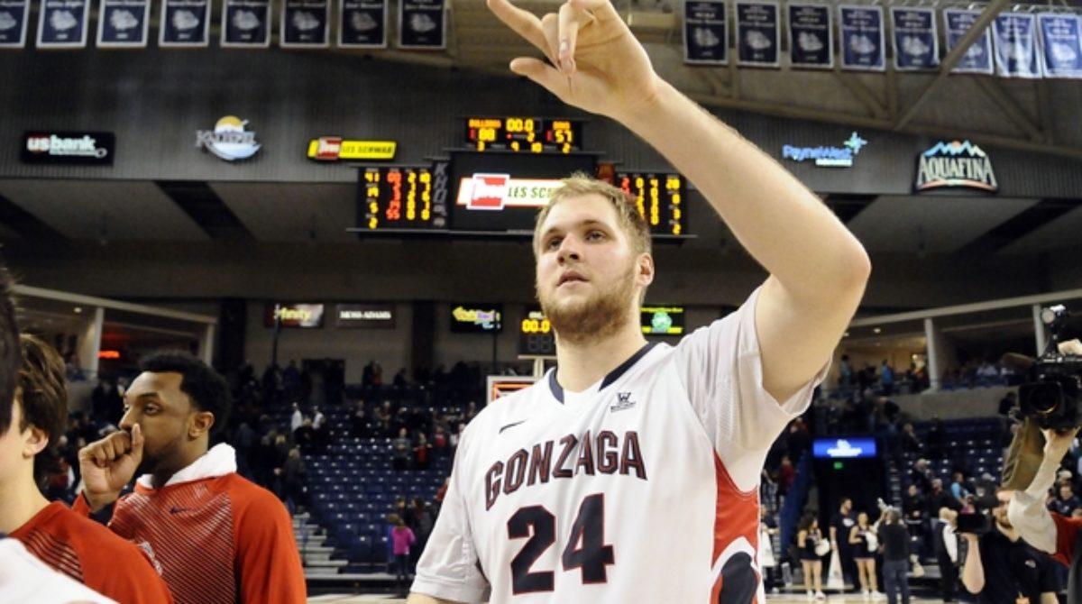 NCAA: Przemysław Karnowski przyczynił się do kolejnego zwycięstwa