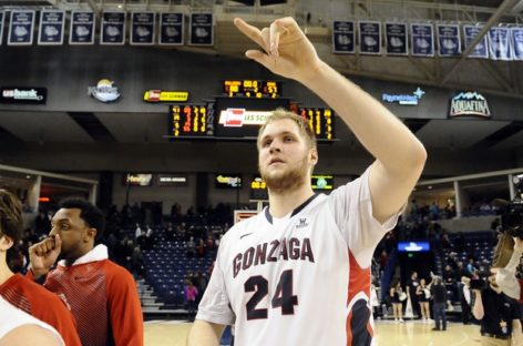 NCAA: Gonzaga gra dalej! 10 punktów Karnowskiego