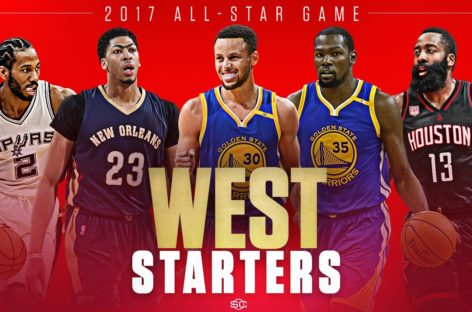 NBA: Znamy pierwsze piątki Meczu Gwiazd! Westbrook pominięty