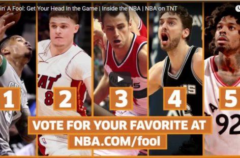 NBA: Noworoczne Shaqtin' A Fool