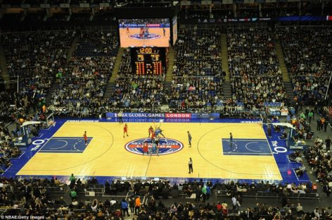 Wyniki NBA: Strzelanina w Londynie na korzyść Nuggets, Knicks wygrywają w MSG