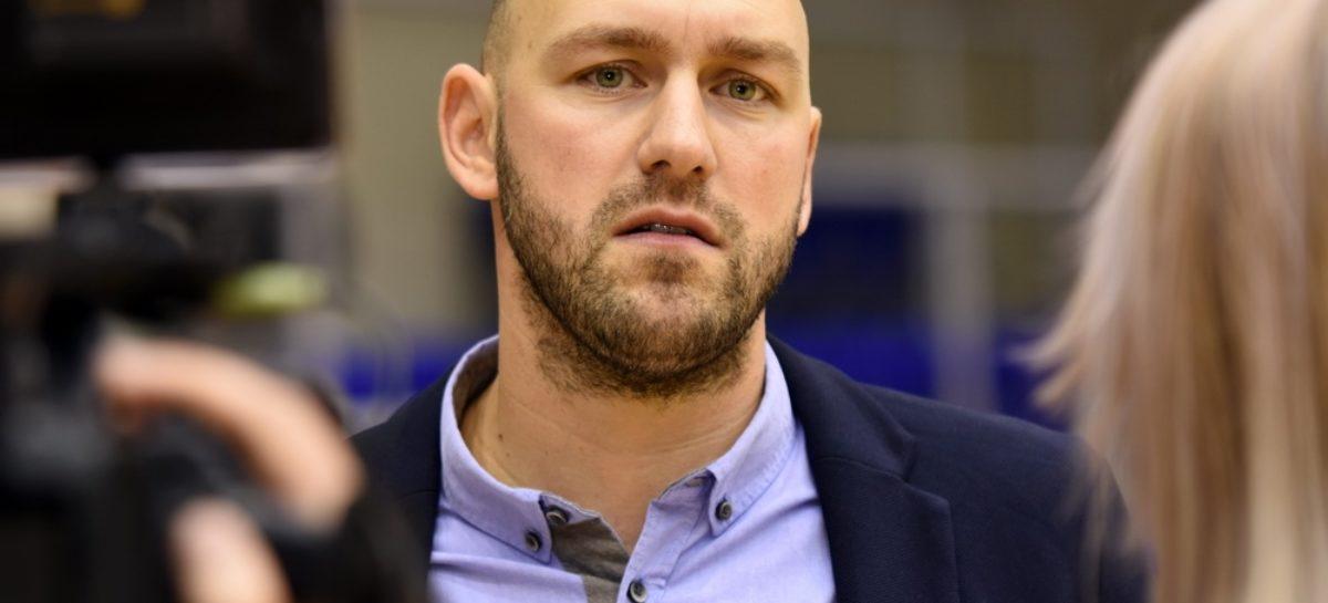 1LM: Tomasz Jagiełka: Liczę na to, że spotkamy się z Gliwicami w play-off