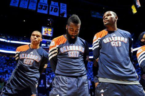 """NBA: Durant-Westbrook-Harden – największe """"co by było gdyby""""?"""