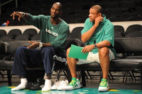 NBA: Nowa rola Kevina Garnetta
