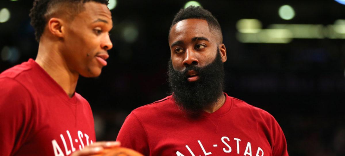 Wyniki NBA: Blazers przeskakują Nuggets, bezpośrednie starcie MVP