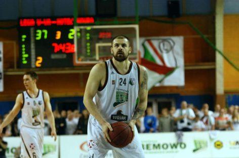 1LM: Damian Zapert wrócił do stolicy