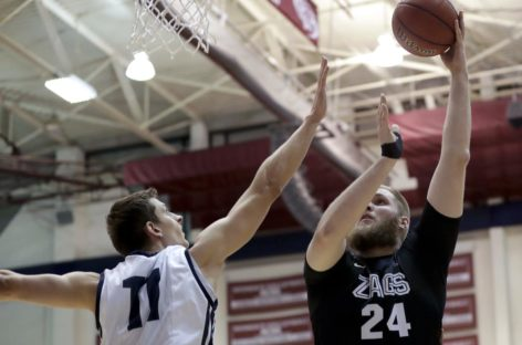 NCAA: 25-0 Gonzagi. Skromny Karnowski