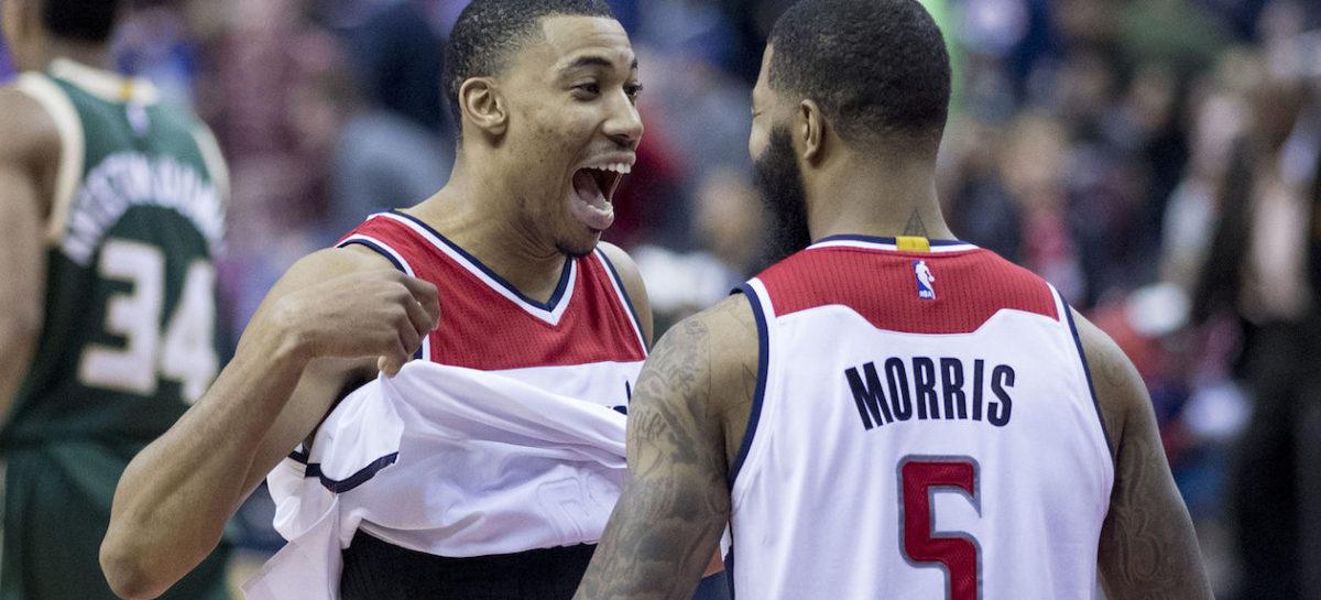 Wyniki NBA: Thrillier z kontrowersją w Portland, 15 punktów, 15 zbiórek Gortata