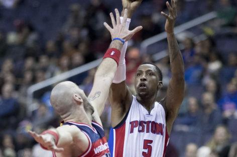 NBA: Kolejny zawodnik Pistons zawieszony