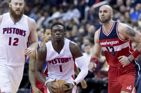 NBA: Reggie Jackson kontynuuje walkę
