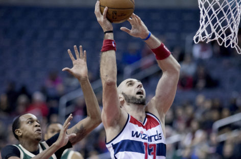 Wyniki NBA: Heat zwyciężają, ale kończą sezon. 16 punktów Marcina Gortata