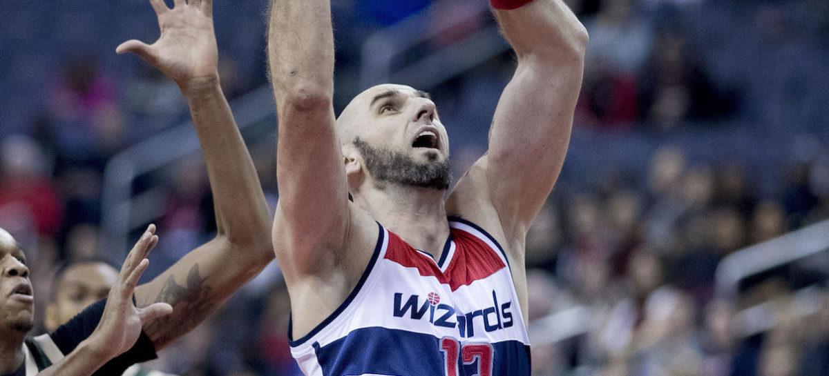 """NBA: """"Gortat zostaje z nami"""" – czy na pewno?"""
