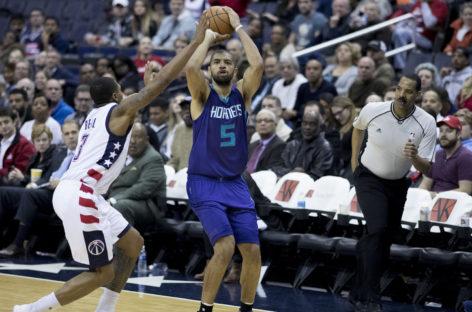 NBA: Poważna kontuzja gracza Hornets