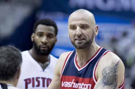 NBA: Gortat rozważa zmianę klubu?