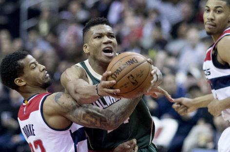 NBA: Problemy z kolanem Antetokounmpo