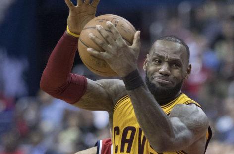 Wyniki NBA: Historyczny powrót Cavs! Raps upokorzeni, Grizzlies podjęli walkę