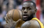 NBA: King James staje w obronie Oakleya