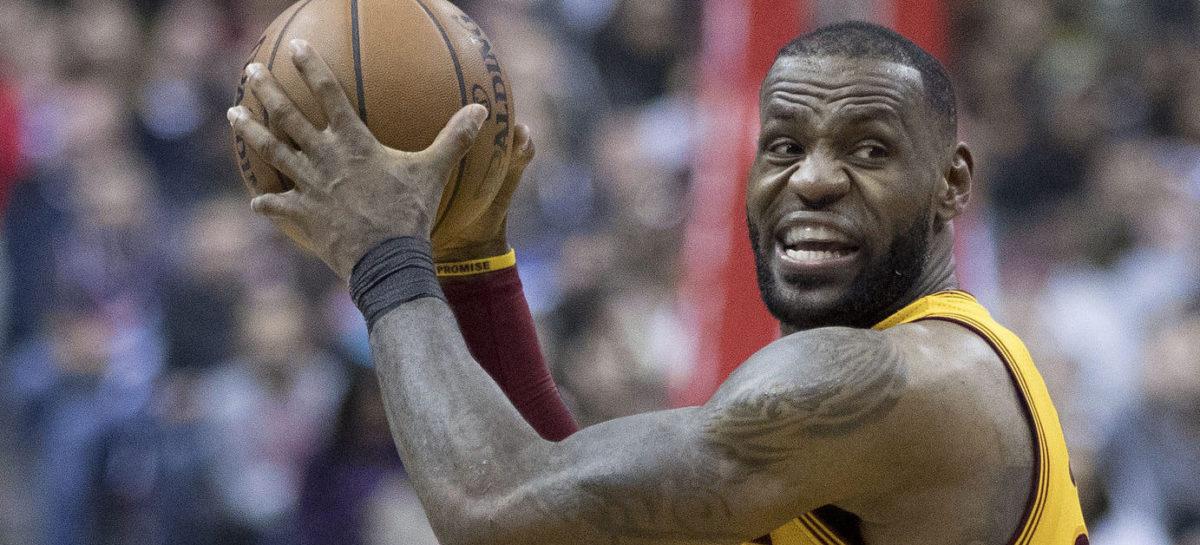 Wyniki NBA: 39 punktów Butlera, porażki Heat i Pacers, kłótnie Cavs