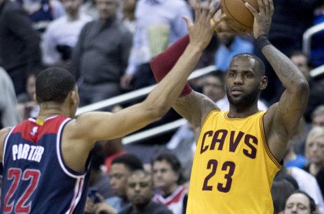 NBA: LeBron nie rozpamiętuje przeszłości
