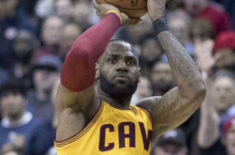 NBA: Flippin' The Switch – LeBron bierze sprawy w swoje ręce