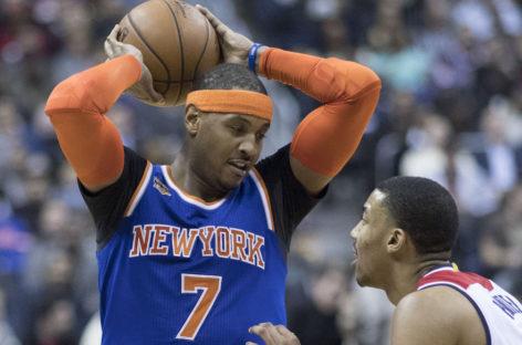 NBA: Melo był pewny transferu do Rockets