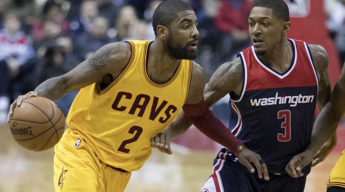 NBA: Kyrie Irving spełnia marzenia