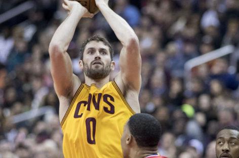 NBA: Trener Cavs przewiduje więcej Kevina Love'a