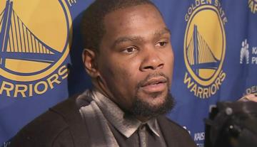 NBA: Kiedy Kevin Durant skończy być obiektem drwin?