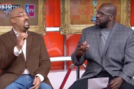 NBA: Wielki Finał Shaqtin a Fool! Kibice wybierają MVP sezonu!