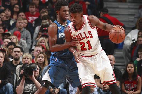 NBA: Czy przyjście Butlera oznacza większą presję na Wigginsie?
